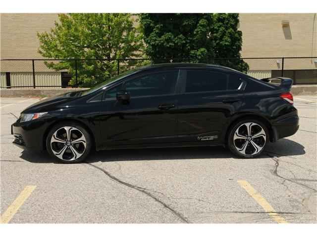 2015 Honda Civic Si (Stk: 1905211) in Waterloo - Image 2 of 28