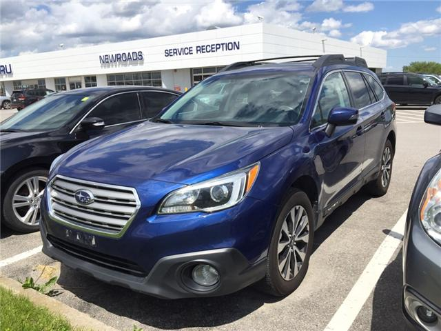 2016 Subaru Outback 3.6R Limited Package (Stk: P285A) in Newmarket - Image 1 of 1