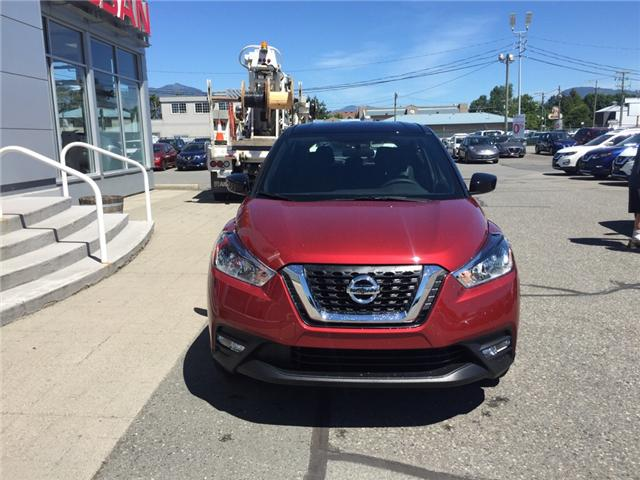 2019 Nissan Kicks SV (Stk: N92-9623) in Chilliwack - Image 2 of 17