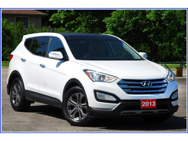2013 Hyundai Santa Fe Sport 2.4 Luxury (Stk: 58969A) in Kitchener - Image 2 of 15
