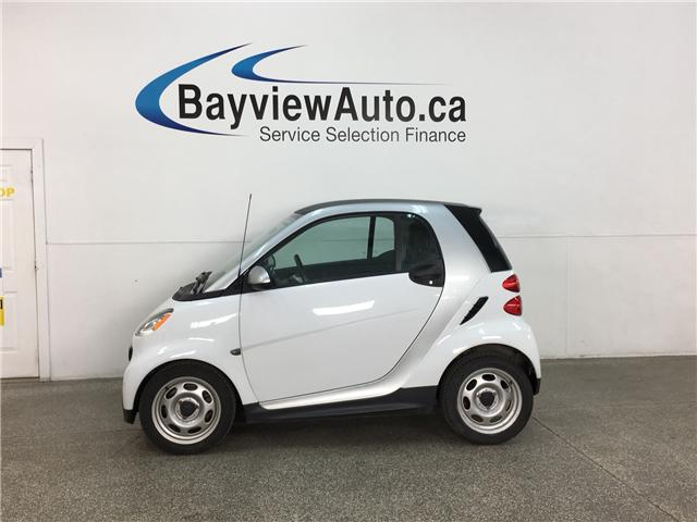 2013 Smart Fortwo Pure (Stk: 34078JA) in Belleville - Image 1 of 17