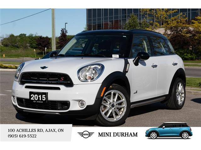 2015 MINI Countryman Cooper S (Stk: P5854) in Ajax - Image 1 of 17