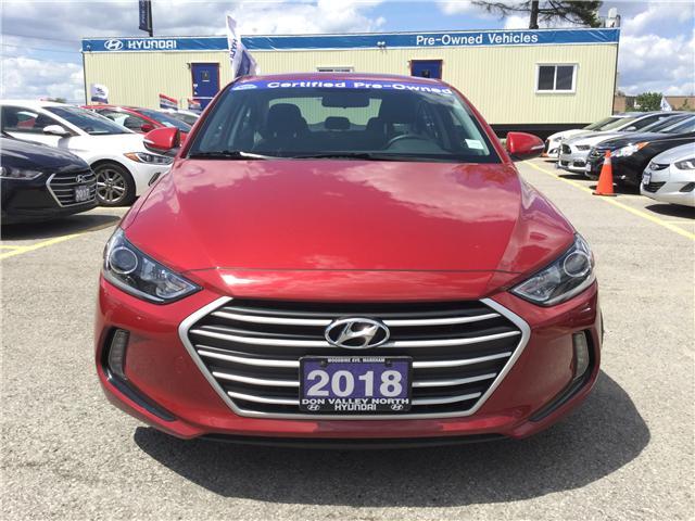 2018 Hyundai Elantra GL (Stk: 7694H) in Markham - Image 2 of 23