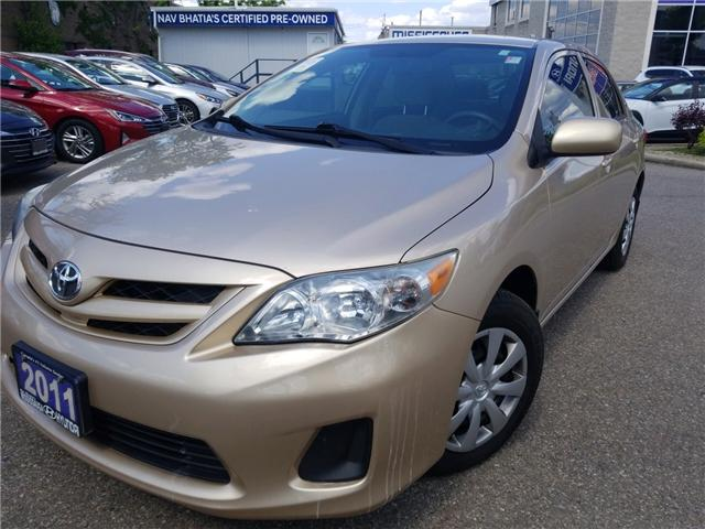 2011 Toyota Corolla CE (Stk: P39708AA) in Mississauga - Image 1 of 14