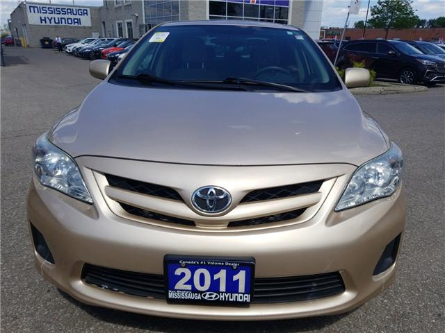2011 Toyota Corolla CE (Stk: P39708AA) in Mississauga - Image 2 of 14