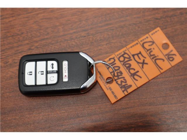 2016 Honda Civic EX (Stk: 219343A) in Huntsville - Image 32 of 33