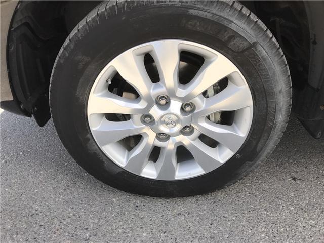 2014 Toyota Sequoia Platinum 5.7L V8 (Stk: 190045A) in Cochrane - Image 9 of 14