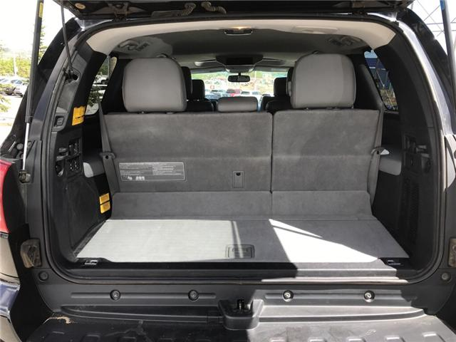 2014 Toyota Sequoia Platinum 5.7L V8 (Stk: 190045A) in Cochrane - Image 10 of 14