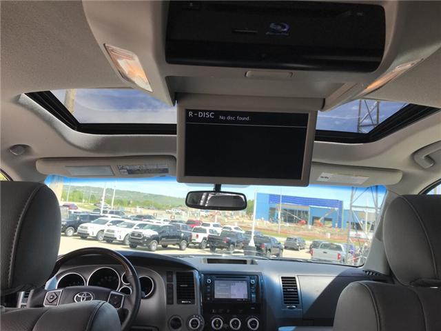 2014 Toyota Sequoia Platinum 5.7L V8 (Stk: 190045A) in Cochrane - Image 14 of 14