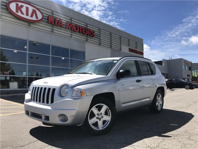2008 Jeep Compass Sport/North (Stk: P0281A) in Calgary - Image 1 of 14