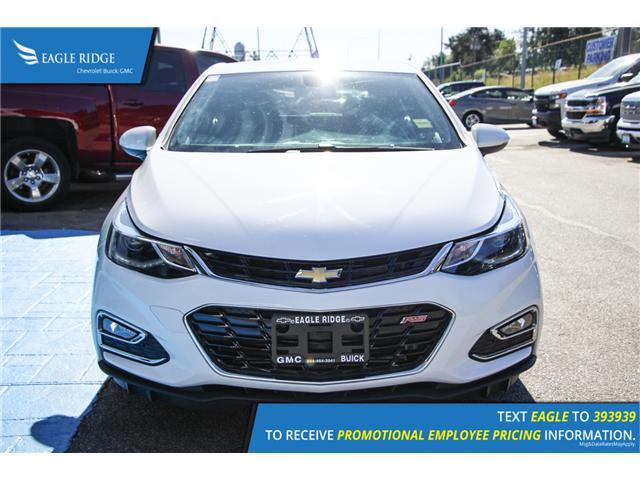 2018 Chevrolet Cruze Premier Auto (Stk: 189569) in Coquitlam - Image 2 of 16