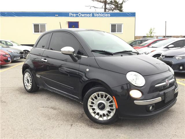 2013 Fiat 500 Lounge (Stk: 7739H) in Markham - Image 1 of 9