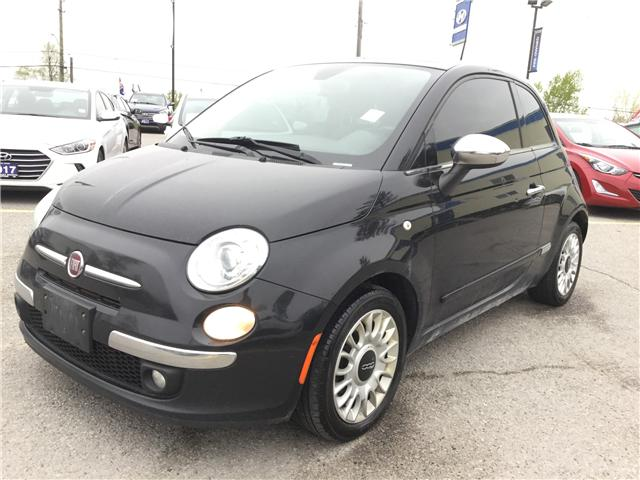 2013 Fiat 500 Lounge (Stk: 7739H) in Markham - Image 3 of 9