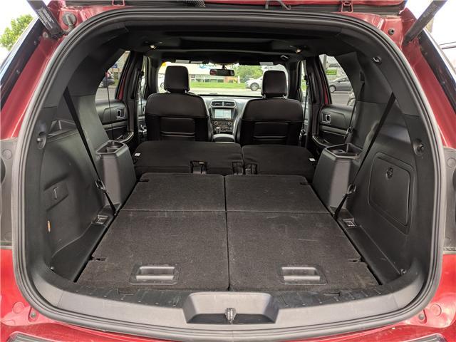 2018 Ford Explorer XLT (Stk: N13415) in Newmarket - Image 18 of 30