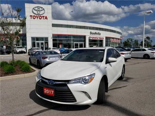 2017 Toyota Camry Hybrid XLE (Stk: P1814) in Whitchurch-Stouffville - Image 1 of 19