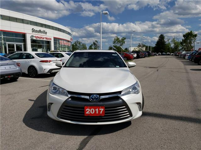 2017 Toyota Camry Hybrid XLE (Stk: P1814) in Whitchurch-Stouffville - Image 2 of 19