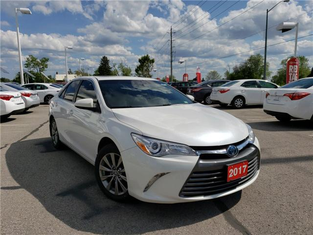 2017 Toyota Camry Hybrid XLE (Stk: P1814) in Whitchurch-Stouffville - Image 4 of 19