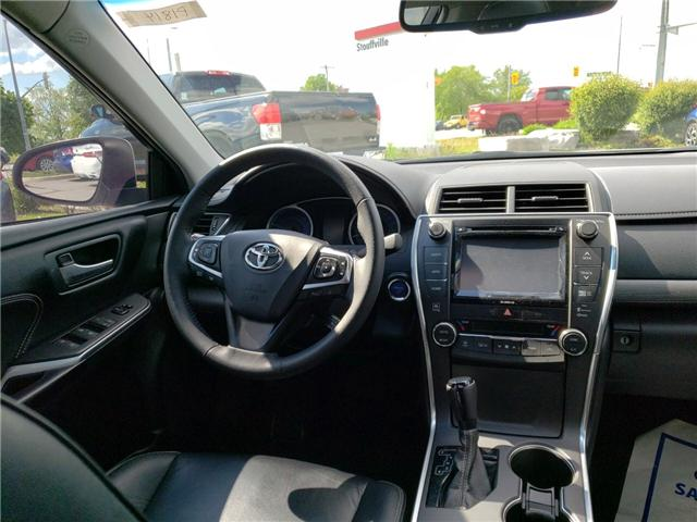 2017 Toyota Camry Hybrid XLE (Stk: P1814) in Whitchurch-Stouffville - Image 7 of 19
