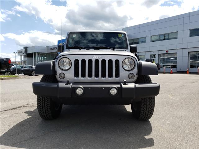 2017 Jeep Wrangler Unlimited Sport (Stk: N13461) in Newmarket - Image 2 of 13