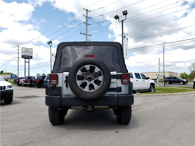 2017 Jeep Wrangler Unlimited Sport (Stk: N13461) in Newmarket - Image 6 of 13