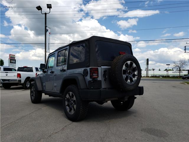2017 Jeep Wrangler Unlimited Sport (Stk: N13461) in Newmarket - Image 7 of 13
