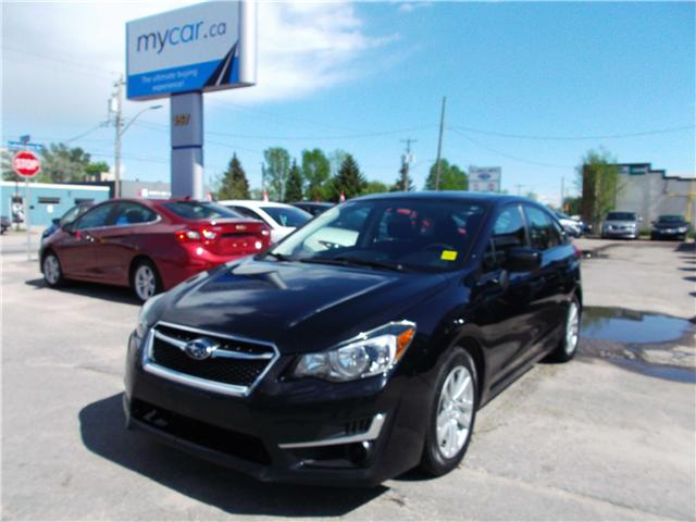 2015 Subaru Impreza 2.0i Touring Package (Stk: 190751) in North Bay - Image 2 of 13