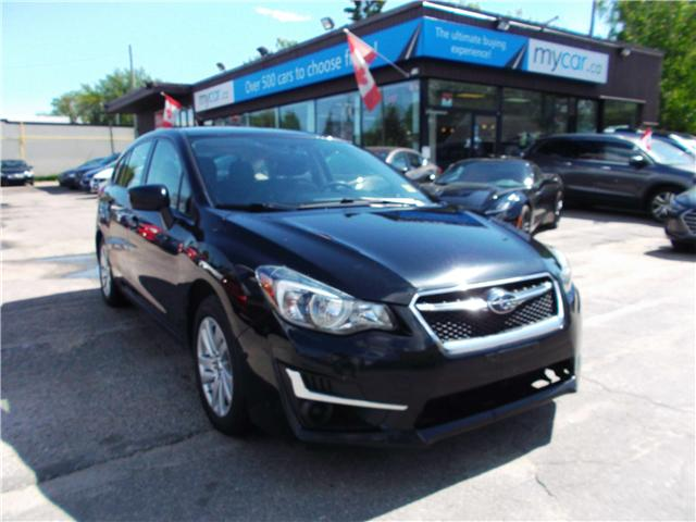 2015 Subaru Impreza 2.0i Touring Package (Stk: 190751) in North Bay - Image 1 of 13