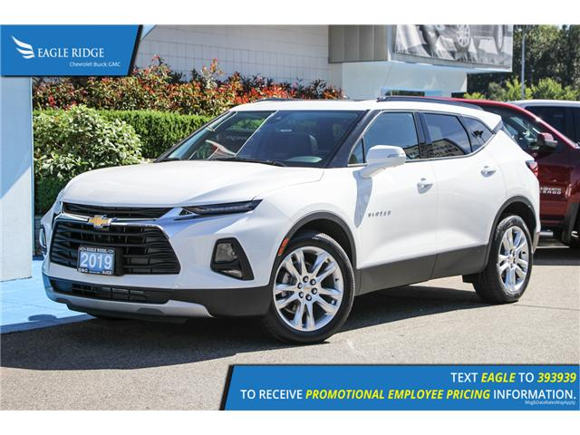 2019 Chevrolet Blazer 3.6 True North (Stk: 95002A) in Coquitlam - Image 1 of 18