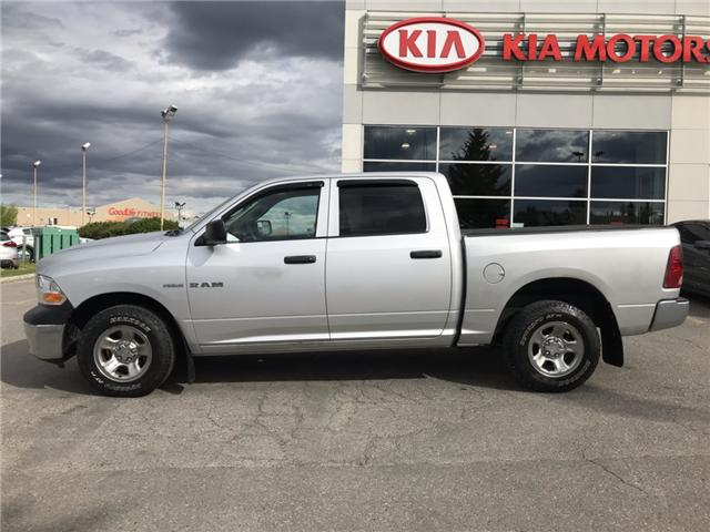 2010 Dodge Ram 1500 ST (Stk: P0227A) in Calgary - Image 2 of 18