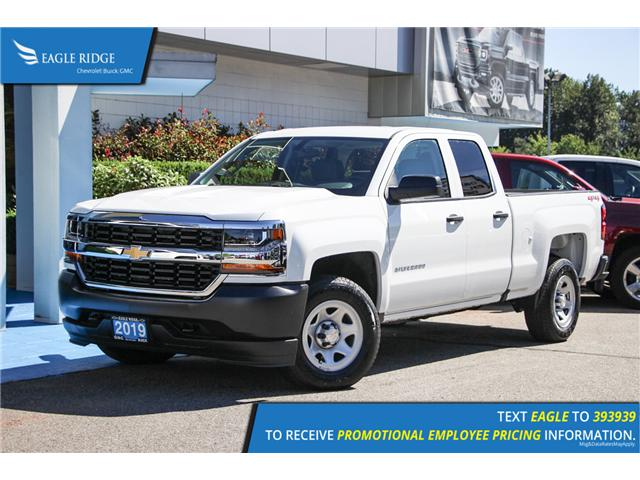 2019 Chevrolet Silverado 1500 LD WT (Stk: 99257A) in Coquitlam - Image 1 of 14