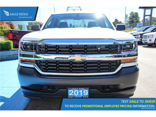 2019 Chevrolet Silverado 1500 LD WT (Stk: 99257A) in Coquitlam - Image 2 of 14