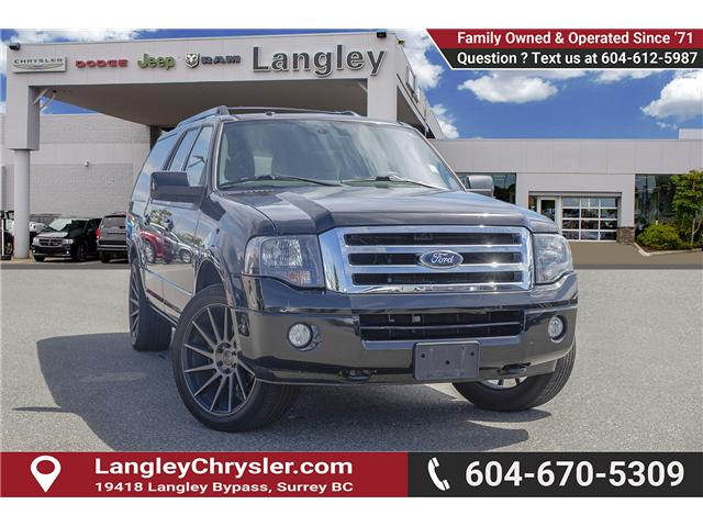 2014 Ford Expedition Max Limited (Stk: EE901180A) in Surrey - Image 1 of 29