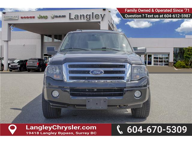 2014 Ford Expedition Max Limited (Stk: EE901180A) in Surrey - Image 2 of 29