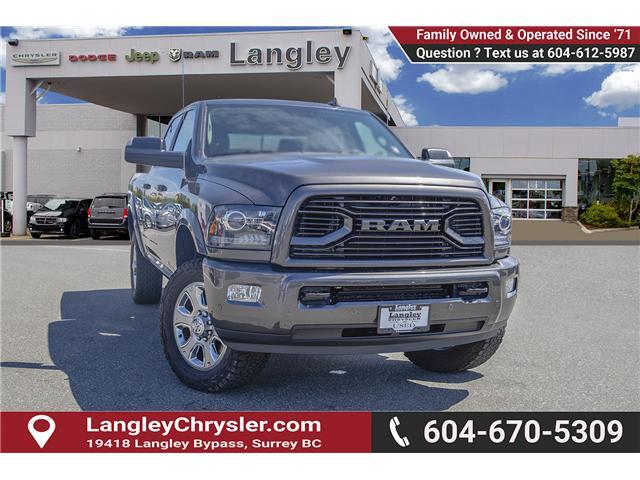 2018 RAM 3500 Laramie (Stk: EE909290) in Surrey - Image 1 of 26
