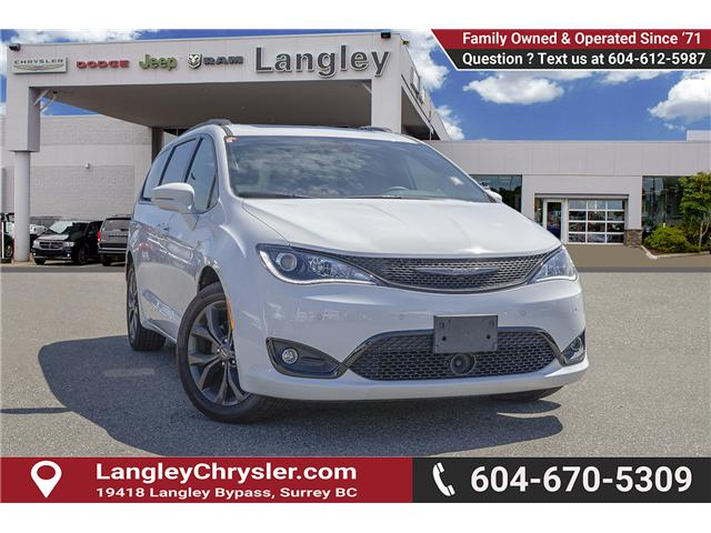 2019 Chrysler Pacifica Limited (Stk: EE909040) in Surrey - Image 1 of 26