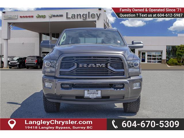 2018 RAM 3500 Laramie (Stk: EE909290) in Surrey - Image 2 of 26