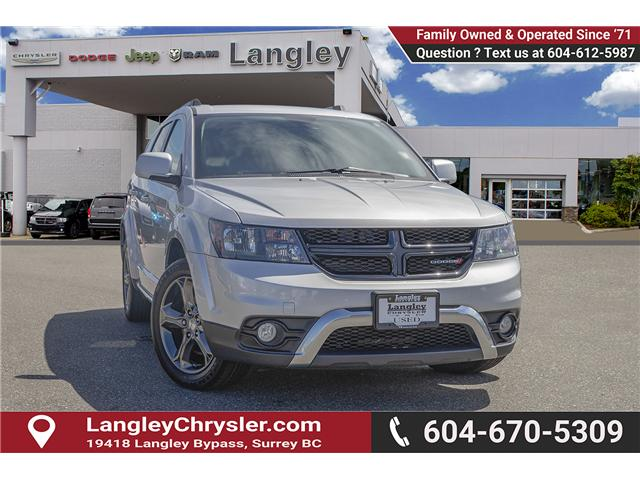 2014 Dodge Journey Crossroad (Stk: K247387A) in Surrey - Image 1 of 30