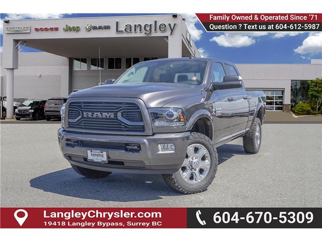 2018 RAM 3500 22H Laramie (Stk: EE909290) in Surrey - Image 3 of 26