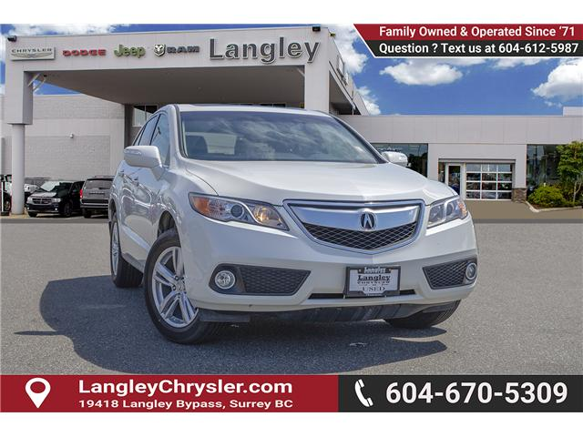 2015 Acura RDX Base (Stk: K569894B) in Surrey - Image 1 of 25