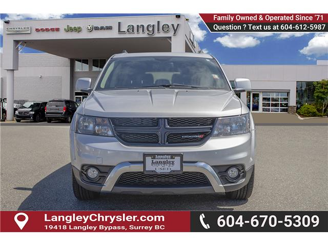 2014 Dodge Journey Crossroad (Stk: K247387A) in Surrey - Image 2 of 30