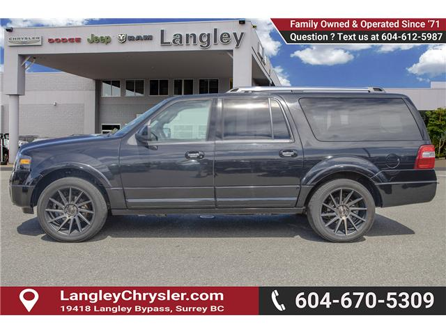 2014 Ford Expedition Max Limited (Stk: EE901180A) in Surrey - Image 4 of 29
