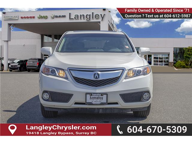 2015 Acura RDX Base (Stk: K569894B) in Surrey - Image 2 of 25