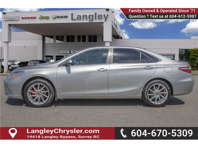 2017 Toyota Camry LE (Stk: K739995A) in Surrey - Image 4 of 22