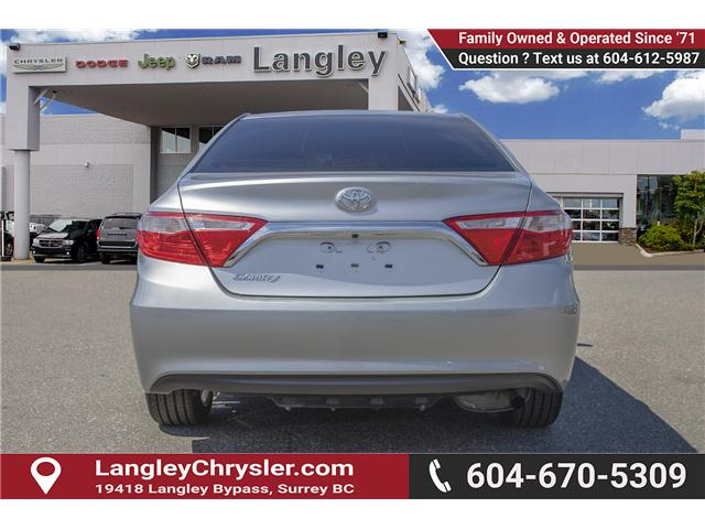 2017 Toyota Camry LE (Stk: K739995A) in Surrey - Image 5 of 22