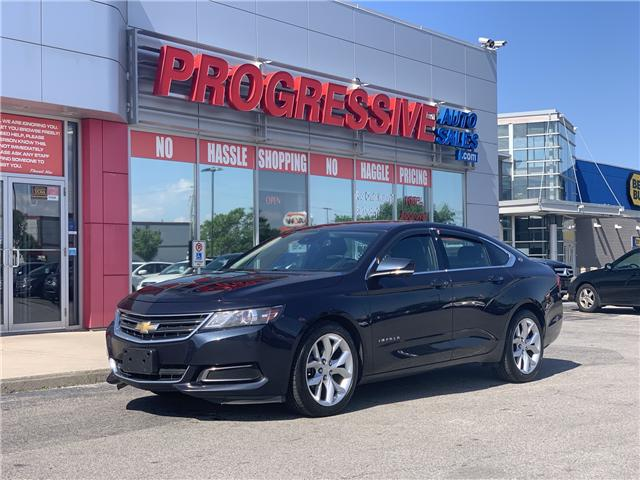 2014 Chevrolet Impala 2LT (Stk: E9200550) in Sarnia - Image 1 of 25