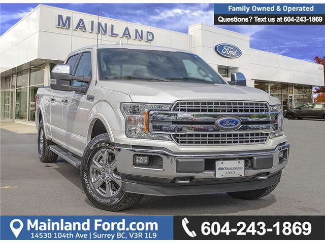 2018 Ford F-150 Lariat (Stk: 9EX6356A) in Vancouver - Image 1 of 30