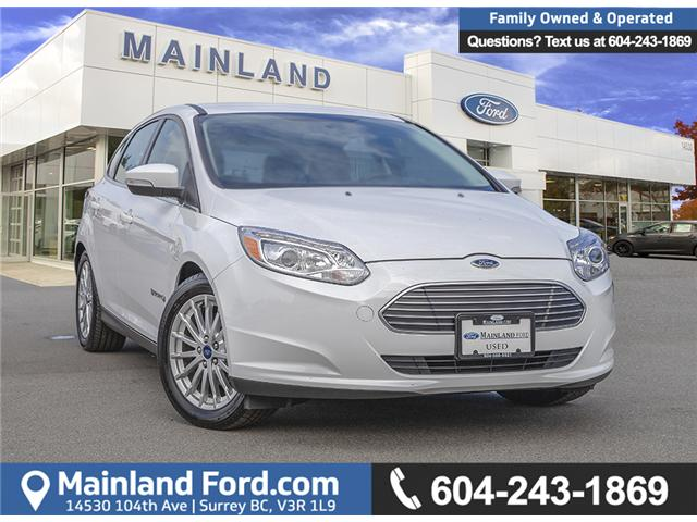 2016 Ford Focus Electric Base (Stk: P7476) in Vancouver - Image 1 of 27