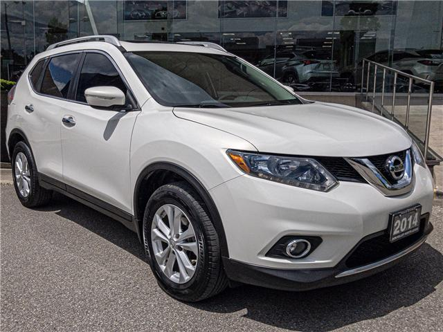2014 Nissan Rogue SV (Stk: 28182A) in Markham - Image 1 of 19