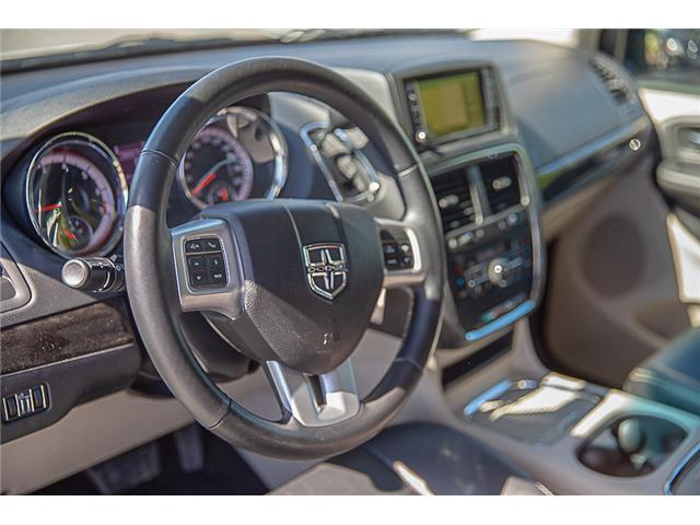 2017 Dodge Grand Caravan Crew (Stk: M1261) in Abbotsford - Image 11 of 30