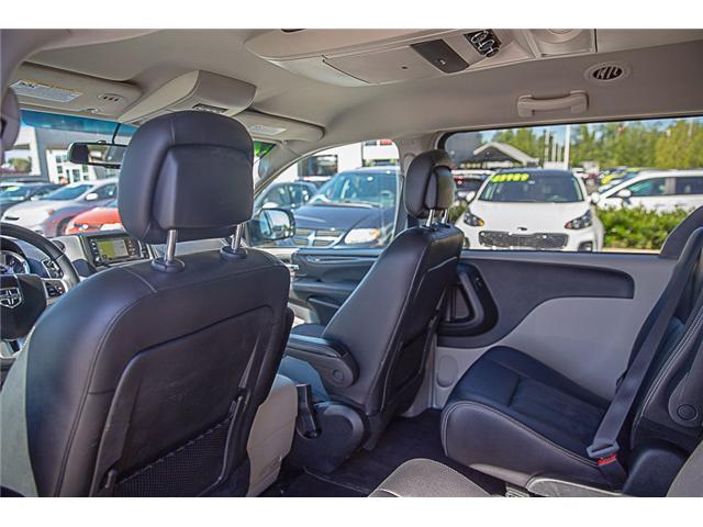 2017 Dodge Grand Caravan Crew (Stk: M1261) in Abbotsford - Image 13 of 30